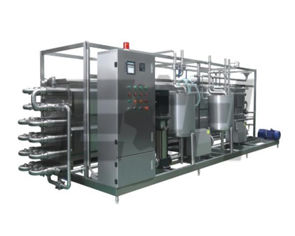 饮料灌装机自动生产线的机械结构和作业进程