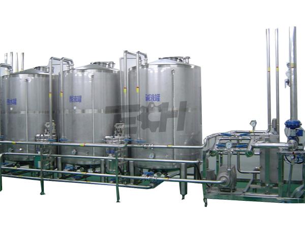 苏打水灌装机结构简单,操作方便