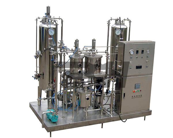 二氧化碳混合机