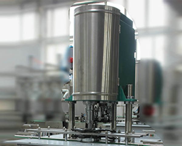 Can automatic sealing machine
